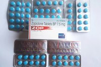 Zopiclone 7.5 Tablets by Hab