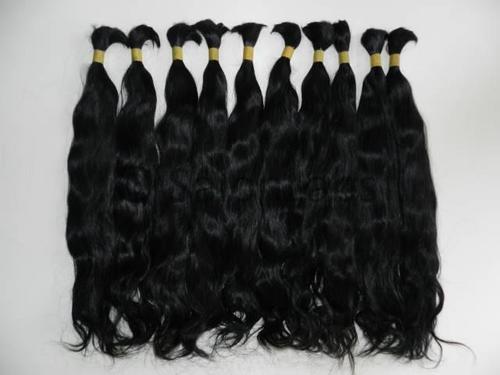 Unprocessed Bulk Hair Extensions