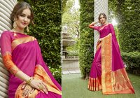 Cotton Designer Sarees Collection