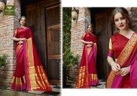 Cotton Designer Sarees Collection