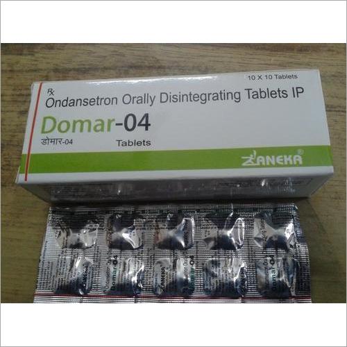DOMAR-0 4 Mouth Dissolving Tab