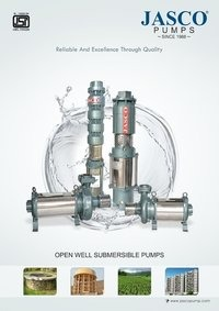 hree Phase Openwell Submersible Pump