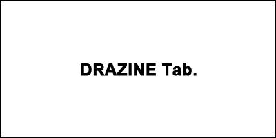DRAZINE Tab.