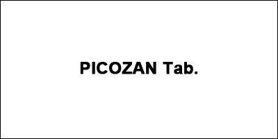 PICOZAN Tab.