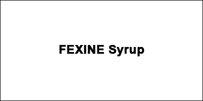FEXINE Syrup