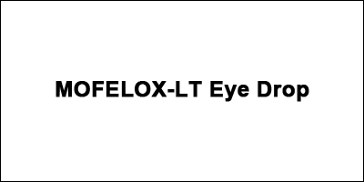 MOFELOX-LT Eye Drop