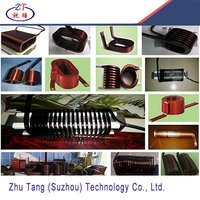Vertical Coil Winding Machine