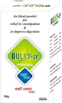 BULKY Powder