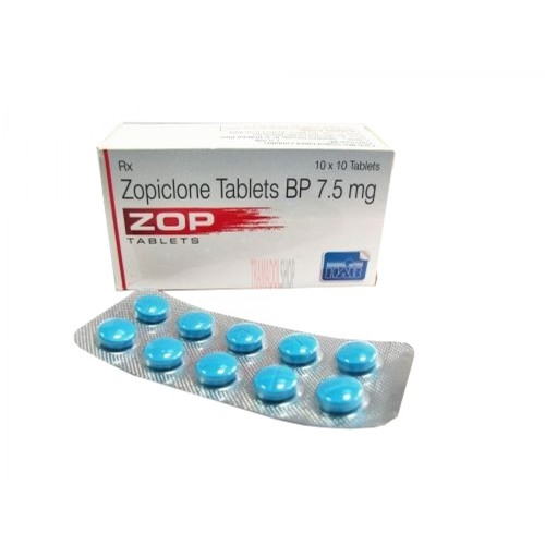 Zopiclone 7.5 Mg Tablets  For Export