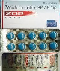 Zopiclone 7.5 Mg  For Export