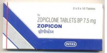 Zopiclone Oral Tablet