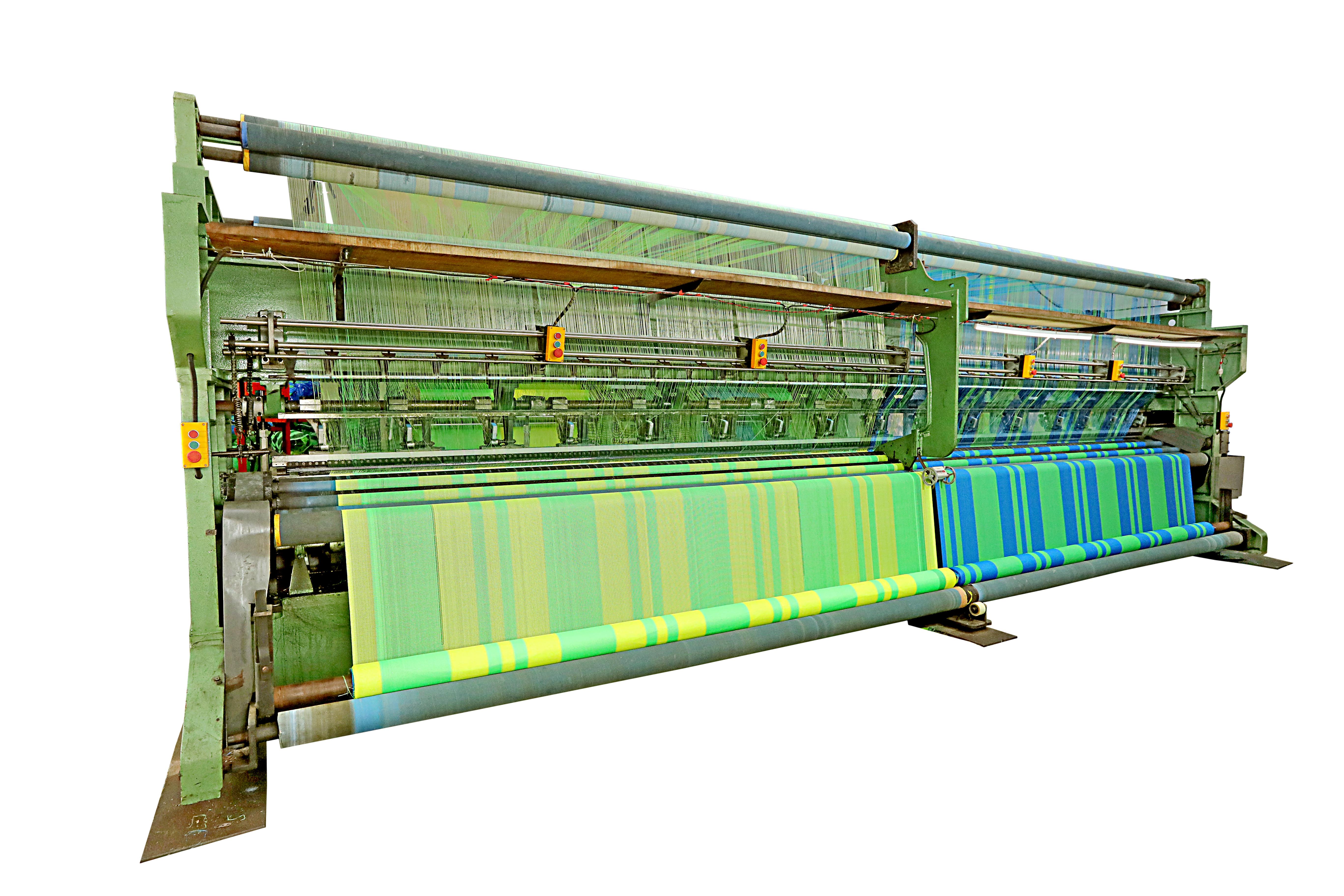Agro Shade Net Machine