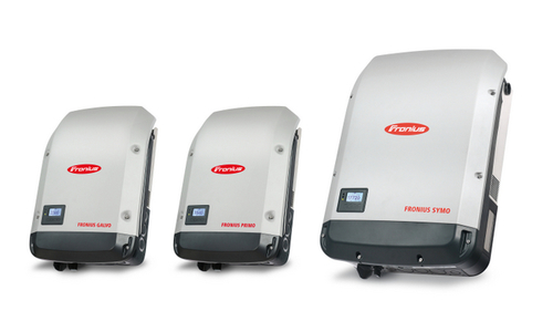 Fronius grid tie inverter
