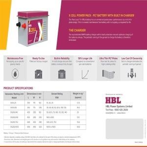 Hbl X Cell