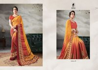Beautiful georgette sarees online