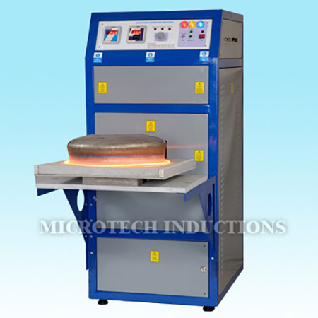 Induction Annealing Machine