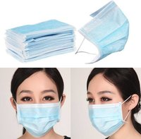 SHI DISPOSABLE 3 PLY FACE MASK