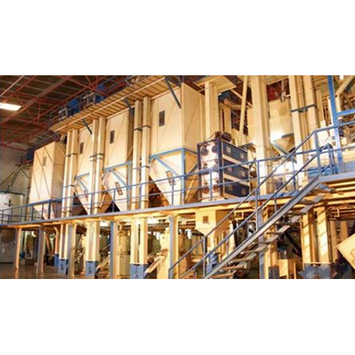 Rice Manufacturing Unit