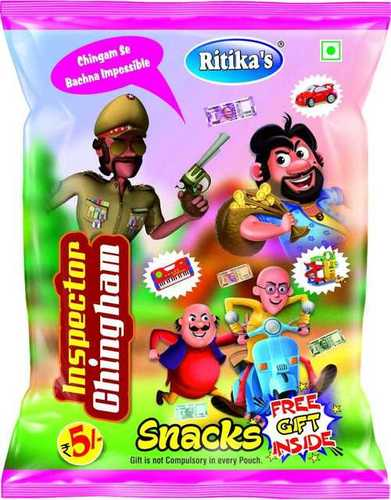 Ritika's Chingham Nitrogen Flush Roll