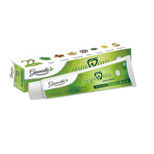 AyurDant Herbal Toothpaste