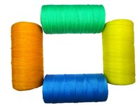 Colored HDPE Fishing Twine