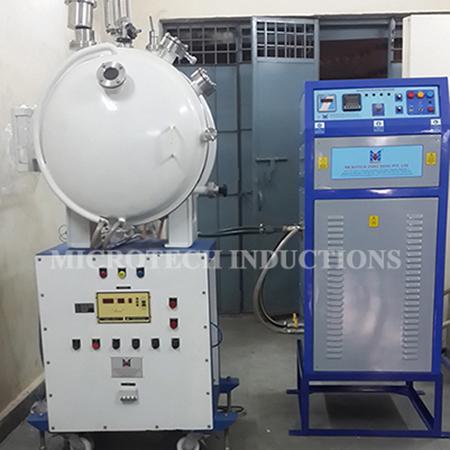 Induction Vacuum Furnace