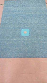 Arthroscopy sheet with gripper