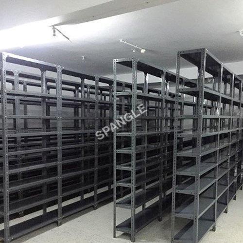 Slotted Angle Shelving Racks