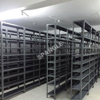 Heavy Duty Racks, Metal Slotted Angle Rack, Slotted Angle