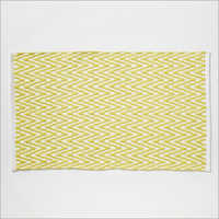 Yellow Bath Mat