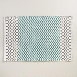 Cotton Rug Dhurrie