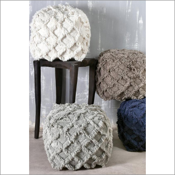 Cotton Pouf