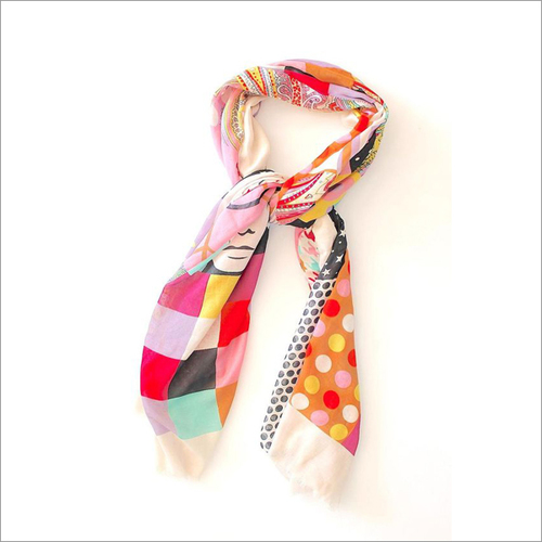 Printed Cashmere Scarves
