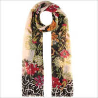 Digital Printed Cashmere Scarves