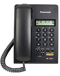 Panasonic telephone instrument