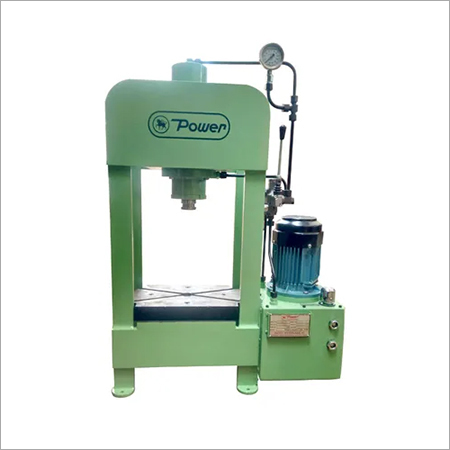 Power Pack Operated Hydraulic Press