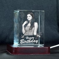 3D Crystal Personalized Gift (3D-1001)