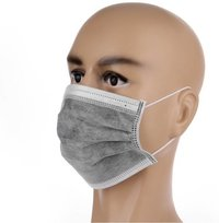 4 PLY CARBON MASK