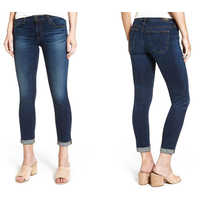 Ladies Cigarette Jeans