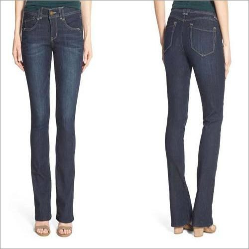 Ladies Boot Cut Jeans