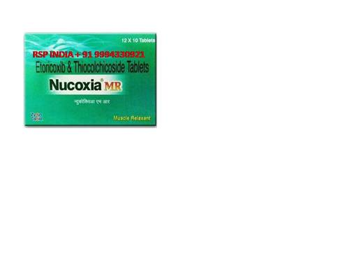 Nucoxia Mr Tablet