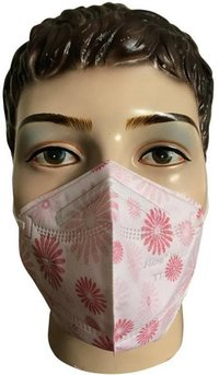 FACE MASK N-95 PINK