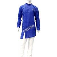 Mens Blue Kurta Pajama
