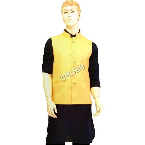 Mens Black Kurta Pajama