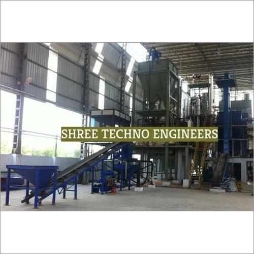 Coal Handling System For Boiler