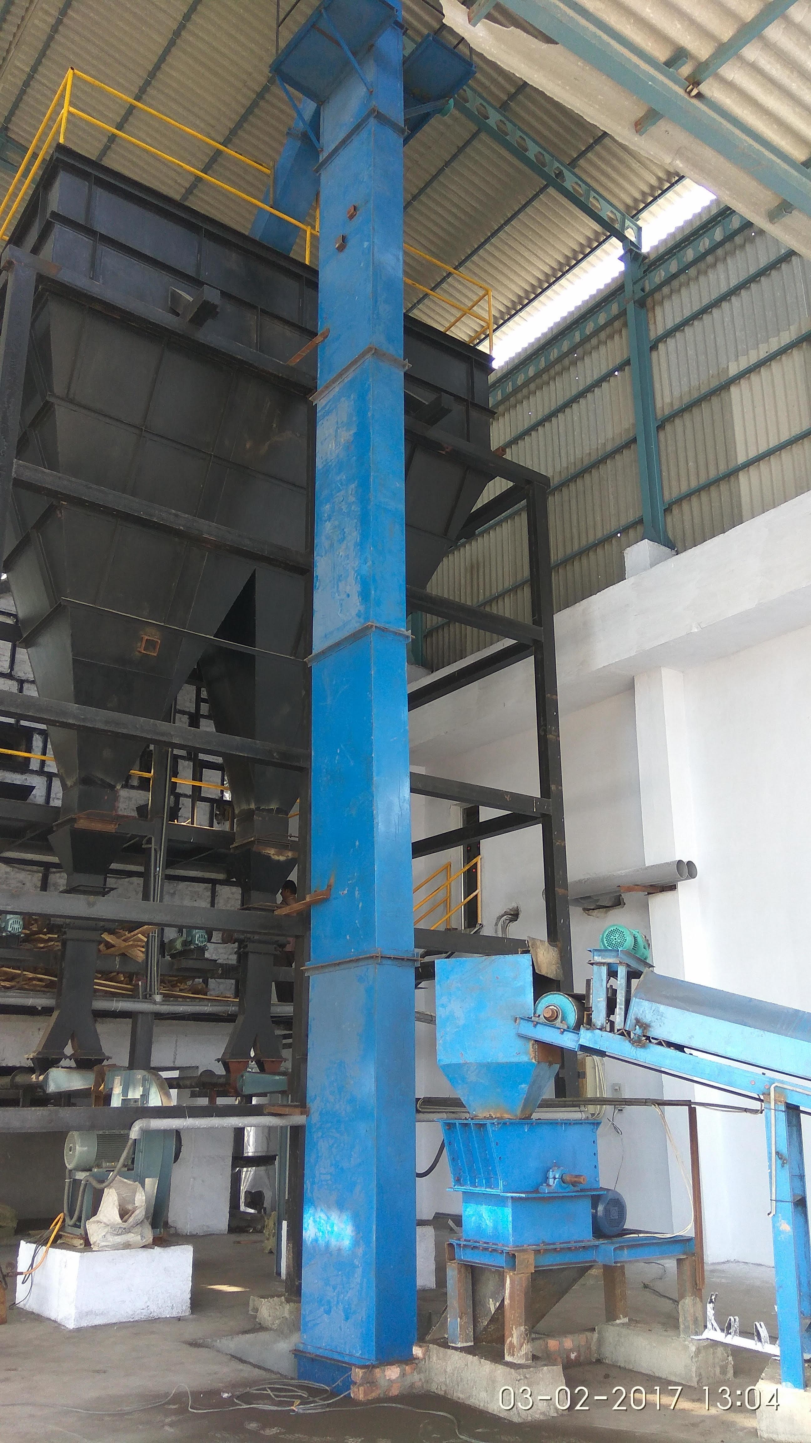 Coal Handling System For Bolier