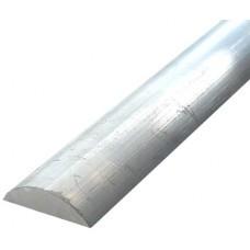 Aluminium D Mould