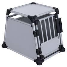 Aluminium Dog Crate