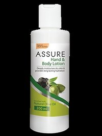 Assure Hand Body Lotion.