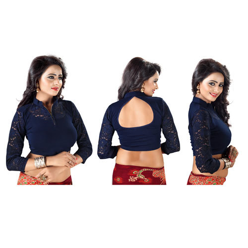 Ladies Designer Knitted Blouse